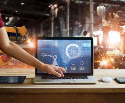digitaal transformeren manufacturing