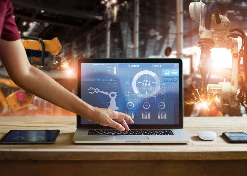 digitale transformatie manufacturing