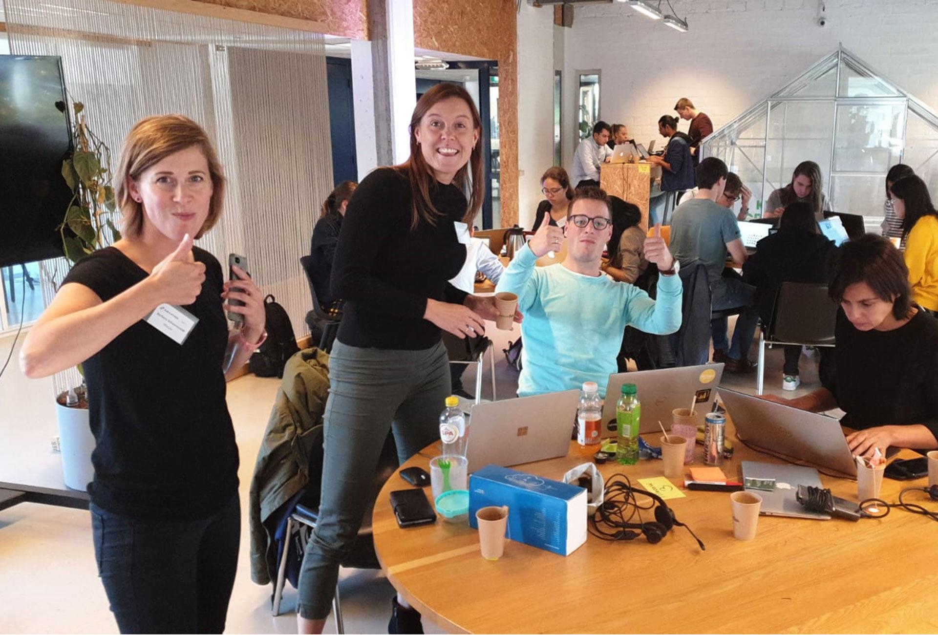 macaw hackathon 2019