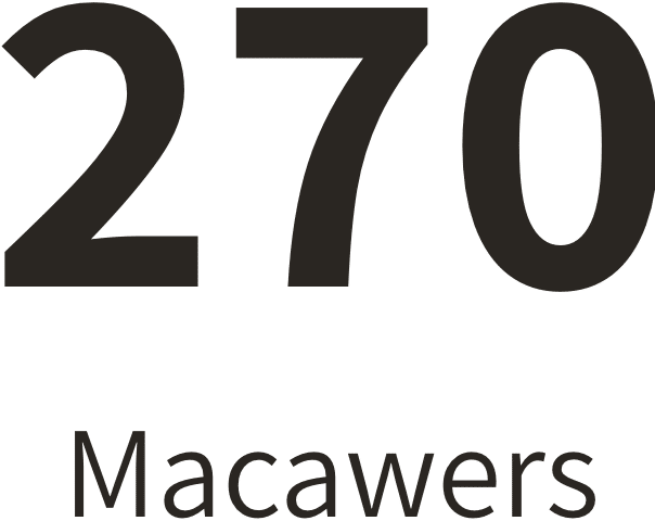 270 Macawers