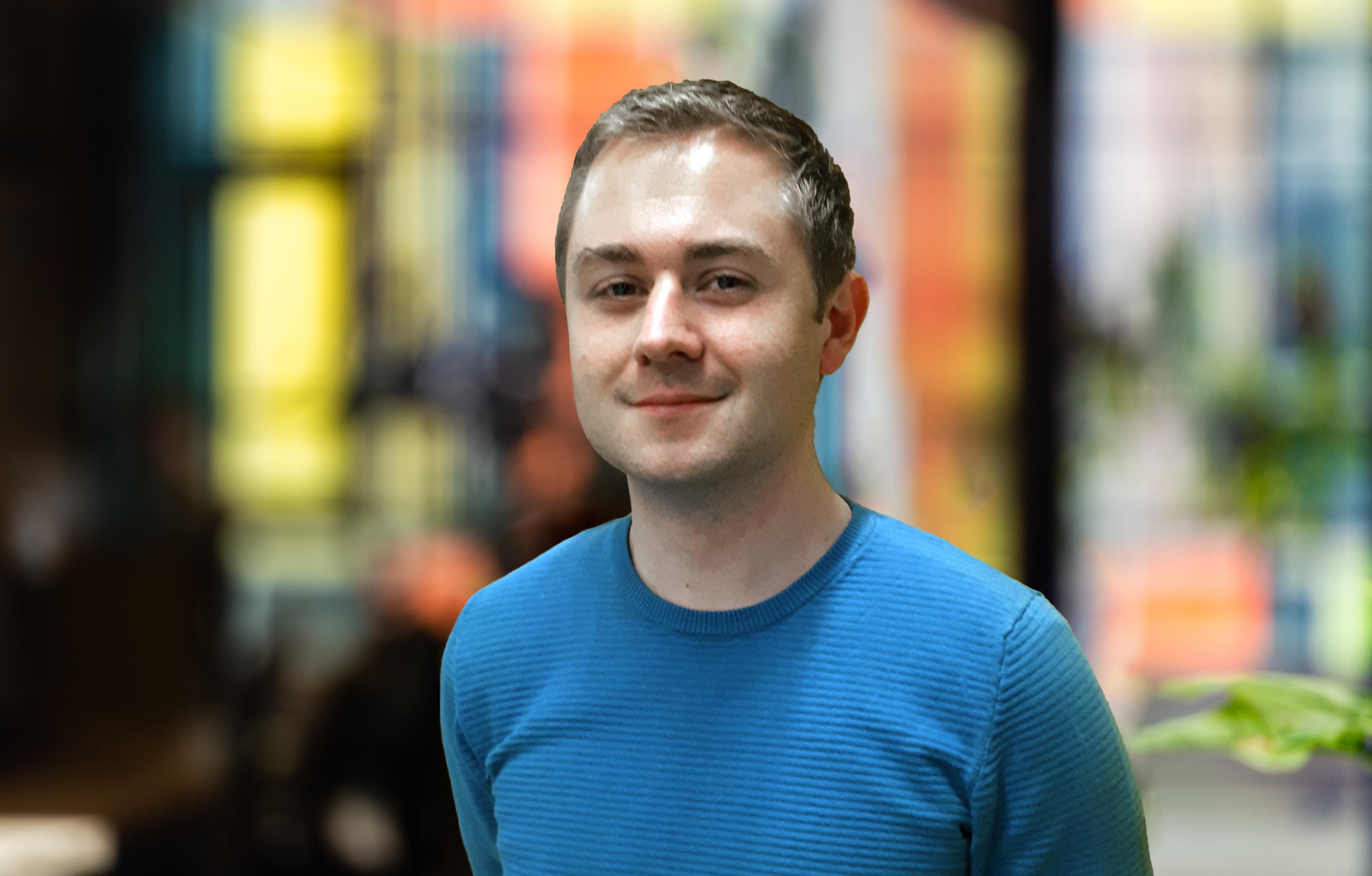 Menno Hamburg Lead Data Consultant