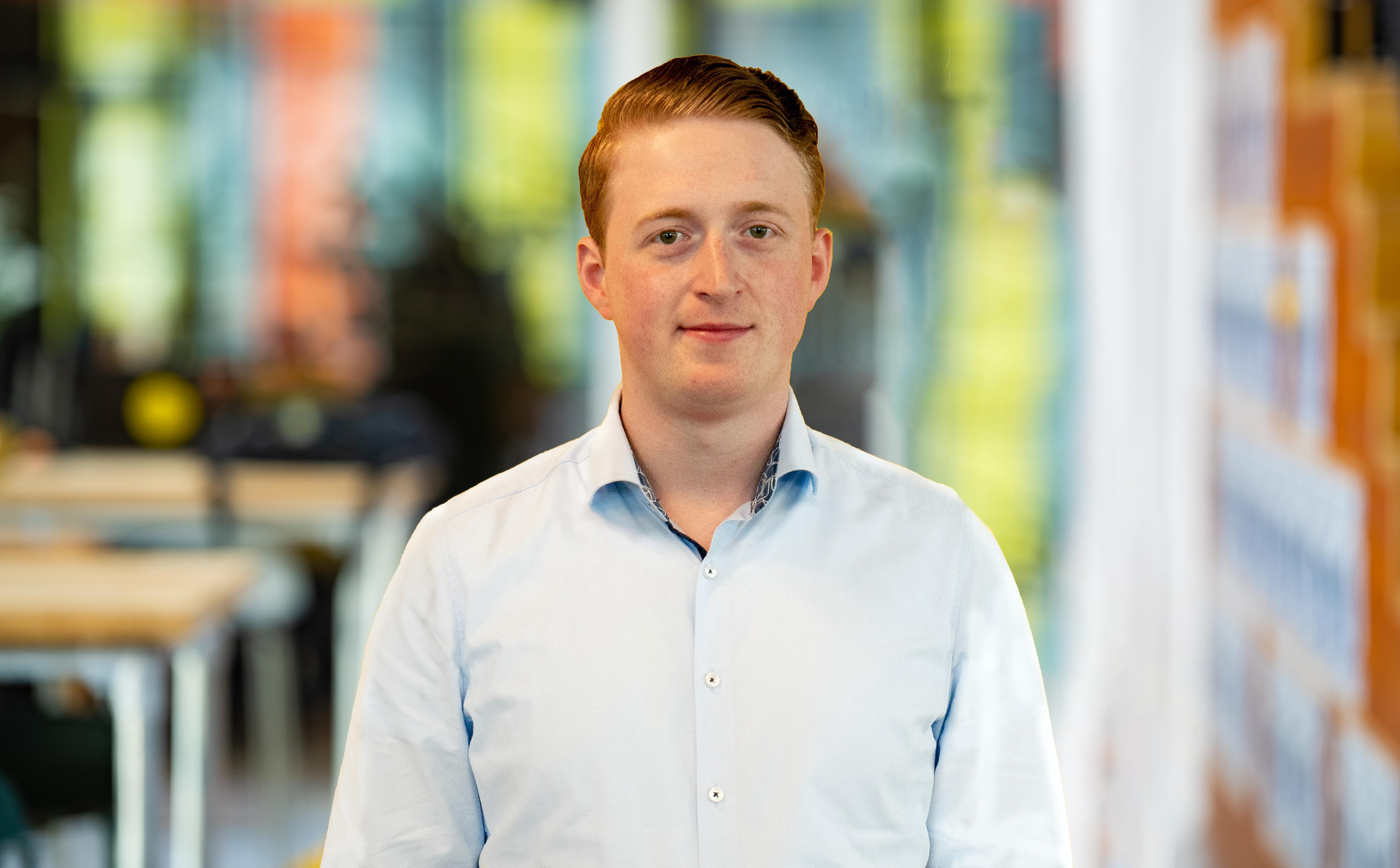 Merijn Douwes Data Engineer