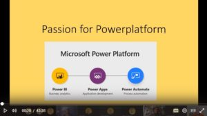 Kennisdeling Power Platform Macaw